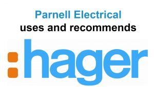 Hager electrical products