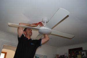 Overhead fans - Victor Harbor electrician